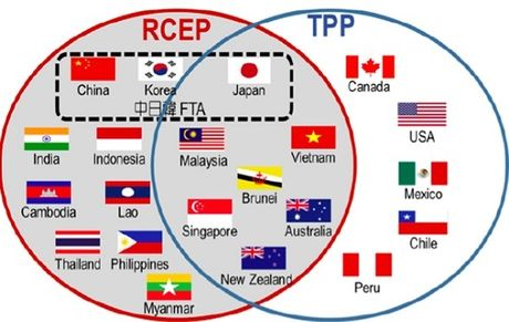 Trung Quoc de xuat RCEP thay the TPP - Anh 1