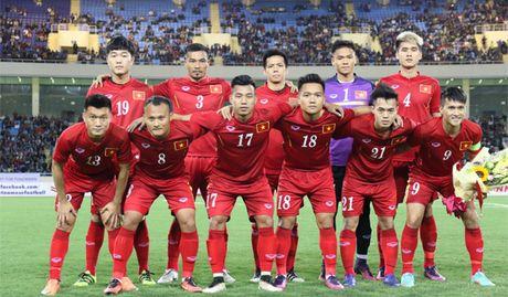 Chinh thuc chot danh sach 23 cau thu tham du AFF Suzuki Cup 2016 - Anh 1