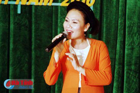 Ra mat Cau lac bo dan ca vi, giam phuong Ha Huy Tap - Anh 3