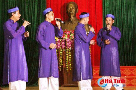 Ra mat Cau lac bo dan ca vi, giam phuong Ha Huy Tap - Anh 4