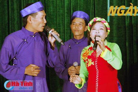 Ra mat Cau lac bo dan ca vi, giam phuong Ha Huy Tap - Anh 5