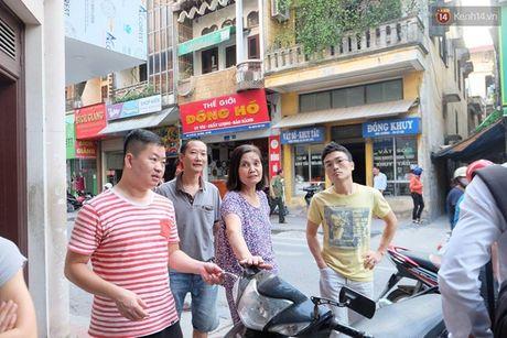 No bot dien o Ha Dong: Phut kinh hoang loi ke nhan chung - Anh 2