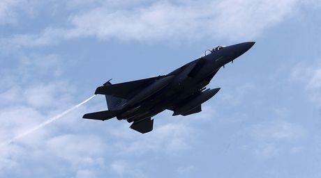 My tan thanh thuong vu ban may bay F-15 hon 21 ty USD cho Qatar - Anh 1