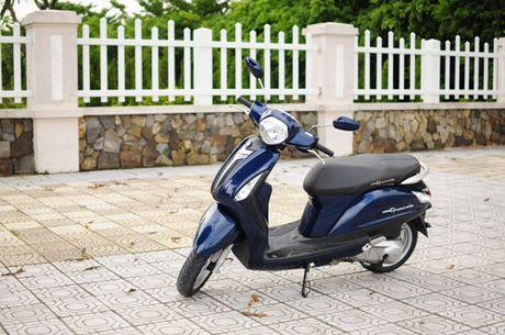 Trieu hoi 11.250 xe Yamaha Nozza Grande de khac phuc loi - Anh 1