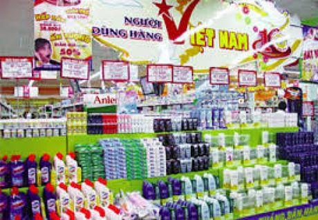 Sang tac bieu tuong 'Nguoi Viet Nam uu tien dung hang Viet Nam' - Anh 1