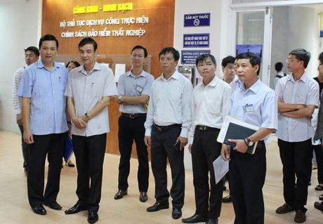 Trung tam Dich vu Viec lam Ha Noi: Mo hinh hoat dong hieu qua - Anh 1