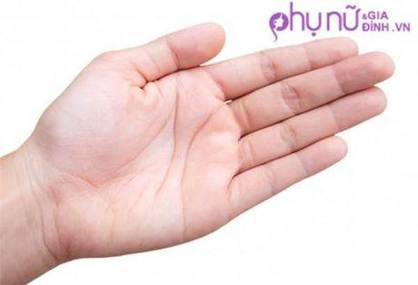 Biet chinh xac 99% van menh tuong lai cua phu nu qua mau sac long ban tay - Anh 2