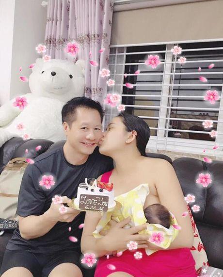 Phan Nhu Thao than van cham con met, ong xa lai thuong bo me Ngoc Thuy - Anh 4