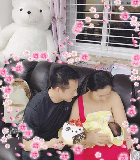 Phan Nhu Thao than van cham con met, ong xa lai thuong bo me Ngoc Thuy - Anh 5