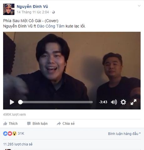'Phia sau mot co gai' tiep tuc tan pha Youtube voi phien ban EDM remix - Anh 2