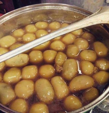 Diem danh nhung mon che nong khong the bo qua danh rieng cho mua dong Ha Noi - Anh 9