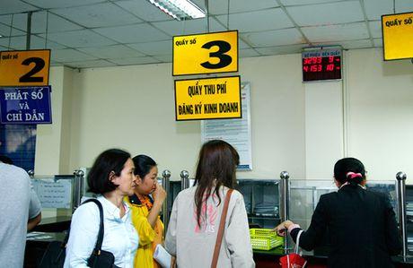 Minh bach de khong can tro doanh nghiep - Anh 1