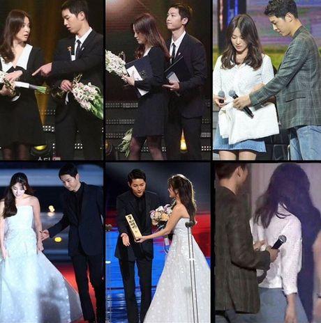 Song Joong Ki - Song Hye Kyo: Xac nhan di, ca hai dang hen ho dung khong? - Anh 5