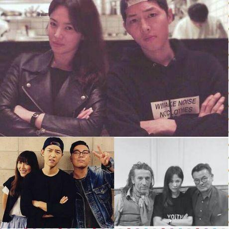 Song Joong Ki - Song Hye Kyo: Xac nhan di, ca hai dang hen ho dung khong? - Anh 9