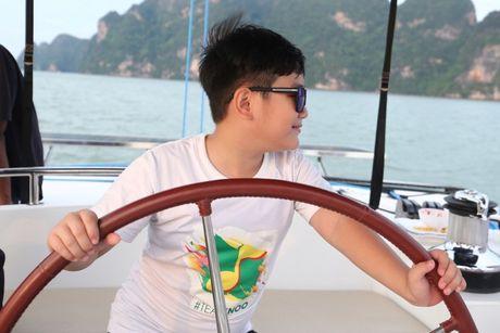 Thay tro Noo Phuoc Thinh di du thuyen 5 sao kham pha dao Thai Lan - Anh 3
