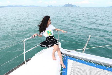 Thay tro Noo Phuoc Thinh di du thuyen 5 sao kham pha dao Thai Lan - Anh 4