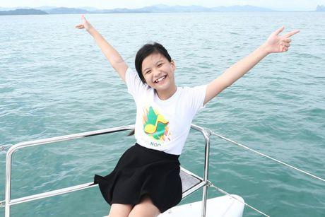 Thay tro Noo Phuoc Thinh di du thuyen 5 sao kham pha dao Thai Lan - Anh 5