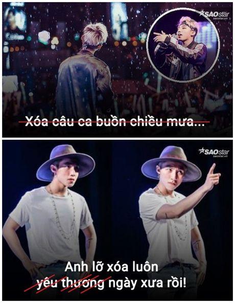 Anh che: Son Tung - Quang Huy da den luc 'chung ta 'het' thuoc ve nhau' - Anh 10