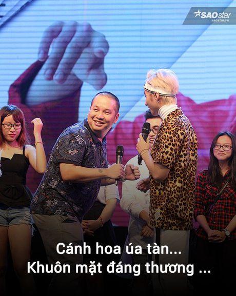 Anh che: Son Tung - Quang Huy da den luc 'chung ta 'het' thuoc ve nhau' - Anh 11