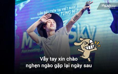 Anh che: Son Tung - Quang Huy da den luc 'chung ta 'het' thuoc ve nhau' - Anh 4