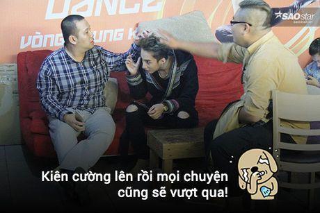 Anh che: Son Tung - Quang Huy da den luc 'chung ta 'het' thuoc ve nhau' - Anh 6
