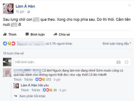 Hotgirl A Han, cuu thanh vien BB&BG bat ngo to chong ngoai tinh, dang don li hon - Anh 4