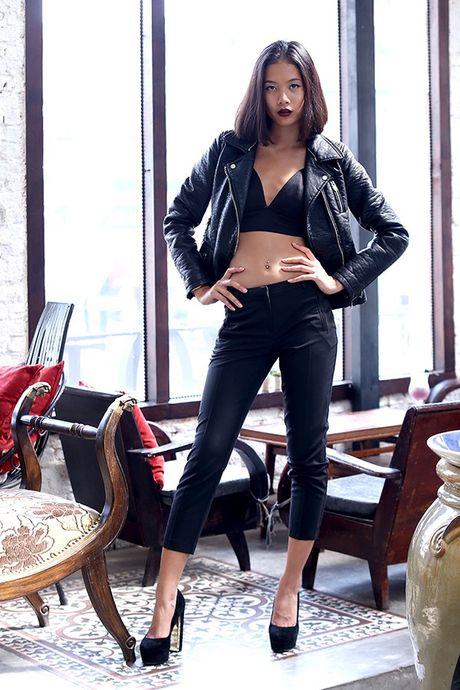 Can do dong dem gout thoi trang cua dai dien Viet Nam tai Asian's Next Top Model - Anh 12