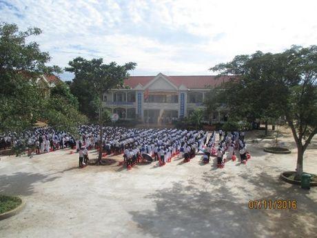 Dak Nong: THPT Phan Boi Chau phan dau dat truong chuan quoc gia - Anh 1