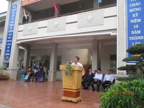 Dak Nong: THPT Phan Boi Chau phan dau dat truong chuan quoc gia - Anh 2