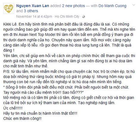 BeU Models 'phan phao' loi to 'danh sach den', chen ep nguoi mau - Anh 3