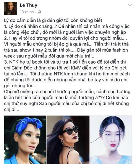 BeU Models 'phan phao' loi to 'danh sach den', chen ep nguoi mau - Anh 4