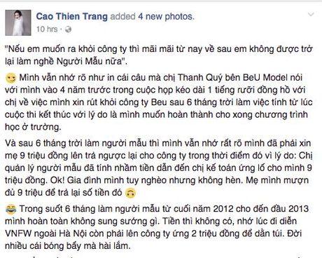 BeU Models 'phan phao' loi to 'danh sach den', chen ep nguoi mau - Anh 5
