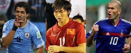Khi Zidane va Suarez khien Huu Thang can nhac ve Tuan Anh - Anh 1