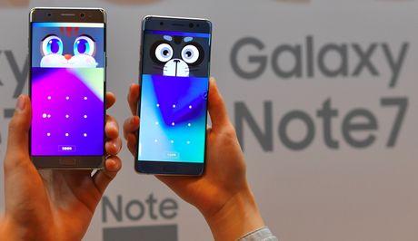 Samsung tung dinh ban Galaxy Note 7 tan trang tai Viet Nam - Anh 1