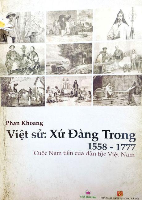 Tai ban Viet su: Xu Dang Trong cua Phan Khoang - Anh 1