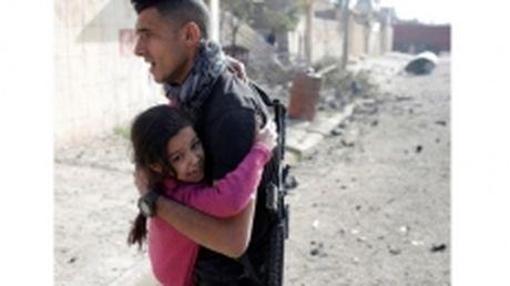 LHQ canh bao khung hoang nhan dao nghiem trong o Mosul - Anh 1