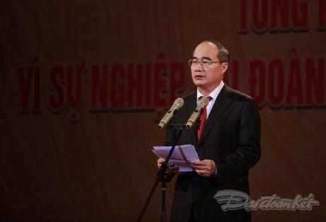 BAN TIN MAT TRAN: Khang dinh vai tro cua bao chi doi voi su nghiep dai doan ket dan toc - Anh 1