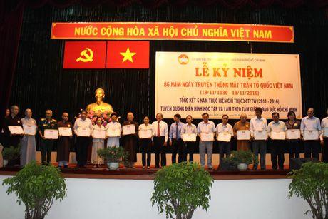 TP Ho Chi Minh ky niem 86 nam ngay truyen thong MTTQ Viet Nam - Anh 1