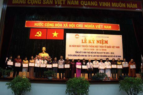 TP Ho Chi Minh ky niem 86 nam ngay truyen thong MTTQ Viet Nam - Anh 6