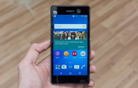 Sony Xperia M5, Xperia Z5 Dual chinh hang dong loat giam gia - Anh 1
