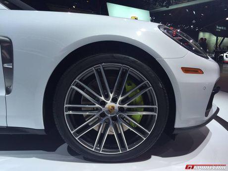 Porsche Panamera ban keo dai trinh lang - Anh 4