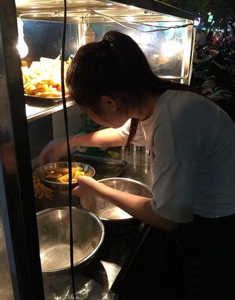 Con sot khoai lang lac: Bam via he Ha Thanh thu 120 trieu/thang - Anh 3