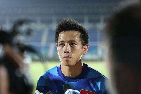 Van Quyet 'len gan' truoc ngay khai man AFF Cup - Anh 1