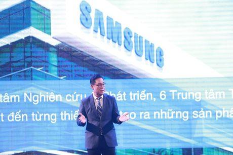 Samsung mang trien lam dieu hoa khong khi toi Ha Noi - Anh 1