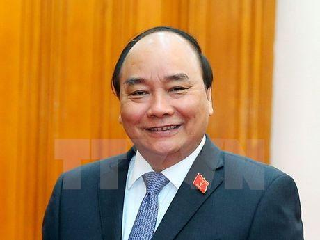 Thu tuong Nguyen Xuan Phuc se tham du Hoi nghi Cap cao Tam giac phat trien CLV 9 - Anh 1