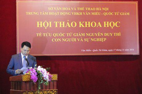 Hoang giap Nguyen Duy Thi - nha chinh tri tai nang the ky XVII - Anh 1
