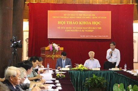 Hoang giap Nguyen Duy Thi - nha chinh tri tai nang the ky XVII - Anh 2