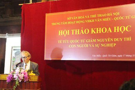 Hoang giap Nguyen Duy Thi - nha chinh tri tai nang the ky XVII - Anh 3