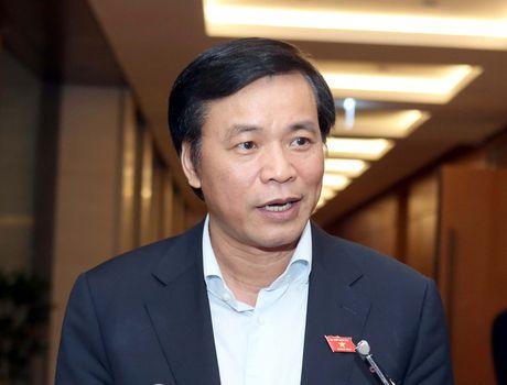 'Quoc hoi tuyen bo phe phan ong Hoang khong co nghia la xong viec ky luat' - Anh 1