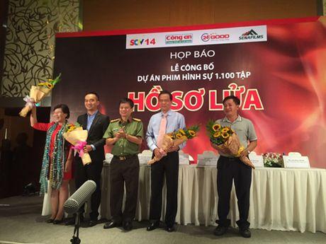 'Ho so lua' - 'sieu phim' Viet dai 1.100 tap - Anh 1